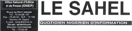 Championnat d'Afrique de Boxe Professionnelle . Article du journal